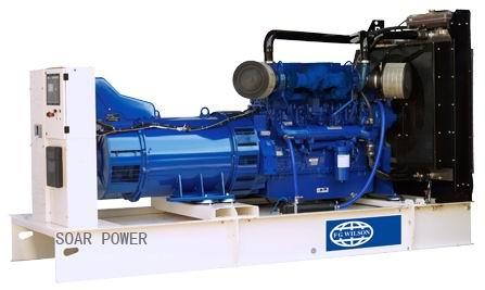 英国威尔信柴油发电机组